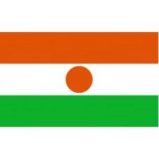 Niger Flag Outdoor Nylon