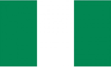 Nigeria Flag Outdoor Nylon
