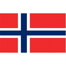 Norway Flag Outdoor Nylon