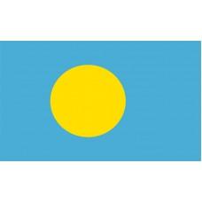 Palau Flag Outdoor Nylon