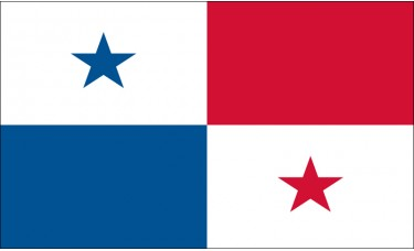 Panama Flag Outdoor Nylon