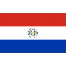 Paraguay Flag Outdoor Nylon