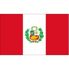 Peru Flag Outdoor Nylon