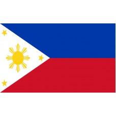 Philippines Flag Outdoor Nylon