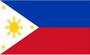 Philippines Flag Outdoor Nylon