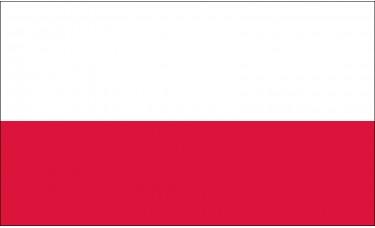 Poland Flag Outdoor Nylon