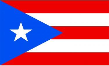 Puerto Rico Flag Outdoor Nylon