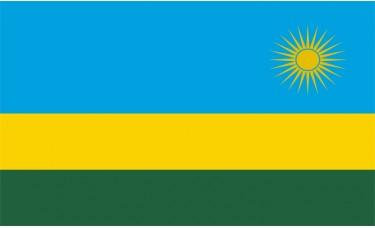 Rwanda Flag Outdoor Nylon