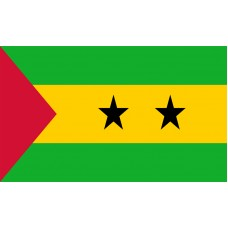 Sao Tome & Principe Flag Outdoor Nylon