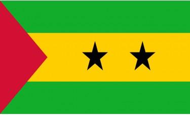 Sao Tome & Principe Flag Outdoor Nylon