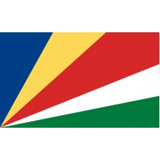 Seychelles Flag Outdoor Nylon