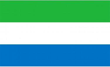 Sierra Leone Flag Outdoor Nylon