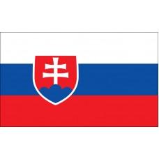 Slovakia Flag Outdoor Nylon