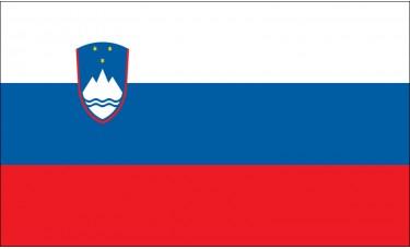 Slovenia Flag Outdoor Nylon