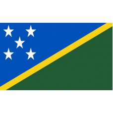 Solomon Islands Flag Outdoor Nylon