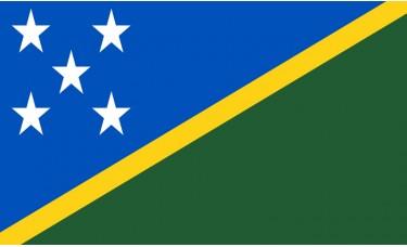 Solomon Islands Flag Outdoor Nylon