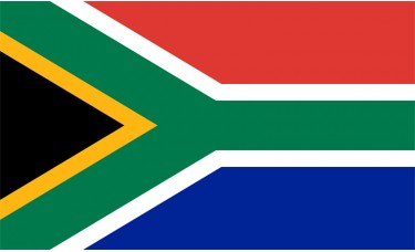 South Africa Flag Outdoor Nylon