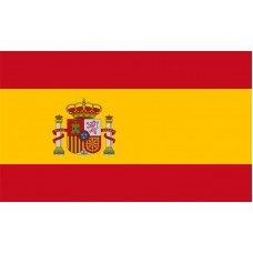 Spain Flag Outdoor Nylon