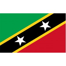 St Kitts-Nevis Flag Outdoor Nylon