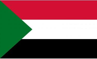 Sudan Flag Outdoor Nylon
