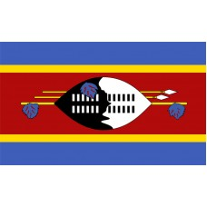 Swaziland Flag Outdoor Nylon