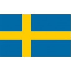 Sweden Flag Outdoor Nylon