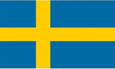 Sweden Flag Outdoor Nylon