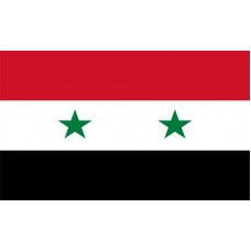 Syria Flag Outdoor Nylon