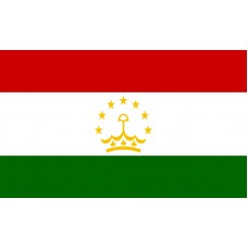 Tajikistan Flag Outdoor Nylon