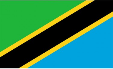 Tanzania Flag Outdoor Nylon