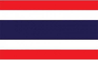 Thailand Flag Outdoor Nylon