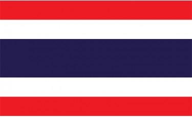 Thailand Flag Outdoor Nylon