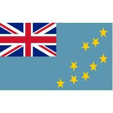 Tuvalu Flag Outdoor Nylon