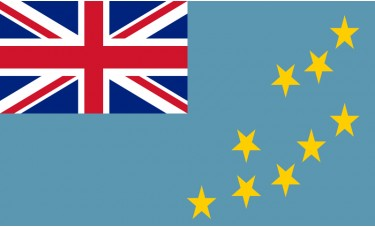 Tuvalu Flag Outdoor Nylon