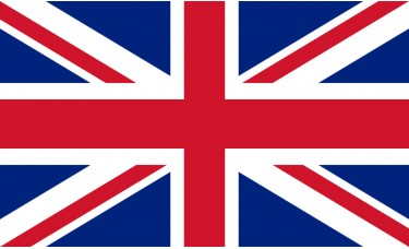 United Kingdom (British) Flag Outdoor Nylon