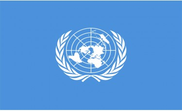 United Nations Flag Outdoor Nylon