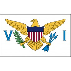 US Virgin Islands Flag Outdoor Nylon