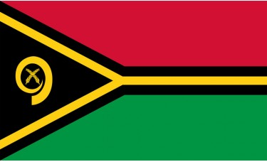 Vanuatu Flag Outdoor Nylon