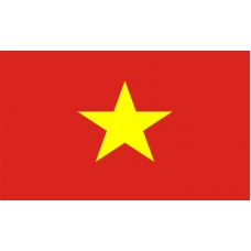 Vietnam Flag Outdoor Nylon