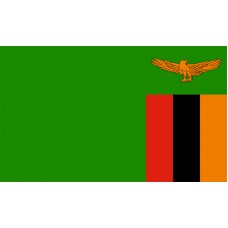 Zambia Flag Outdoor Nylon