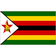 Zimbabwe Flag Outdoor Nylon