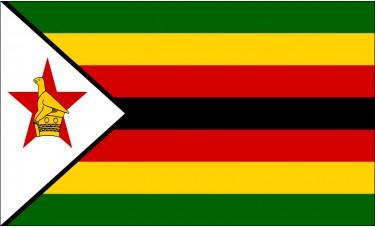 Zimbabwe Flag Outdoor Nylon