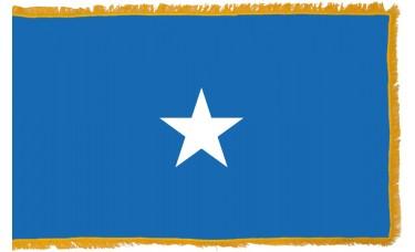 1 Star Air Force Brigadier General Indoor Flag