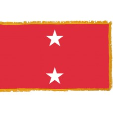 2 Star Marine Corps Major General Indoor Flag