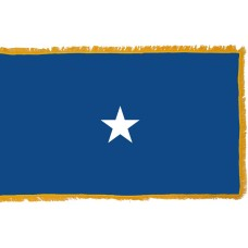 1 Star Seagoing Navy Commodore Indoor Flag