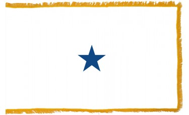 1 Star Non-Seagoing Navy Commodore Indoor Flag