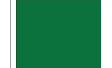 Auto Racing Start Green Flag