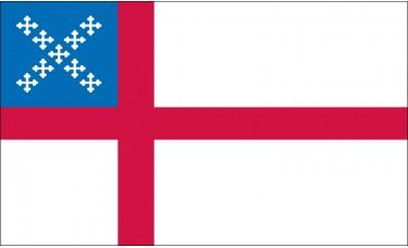 Episcopal Flag Outdoor Nylon