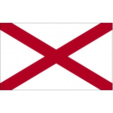 Alabama Flag Outdoor Nylon