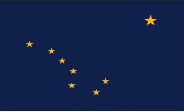 Alaska Flag Outdoor Nylon